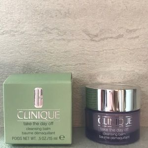 💄 5/$15 Clinique Take the Day Off Cleansing Balm